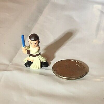 Star Wars Micro Force WOW Series 1 Rey Mini Figure