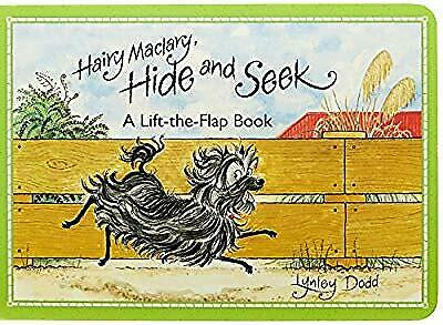 Hairy Maclary, Hide and Seek: A Lift-the-Flap Book, , Used; Very Good Book