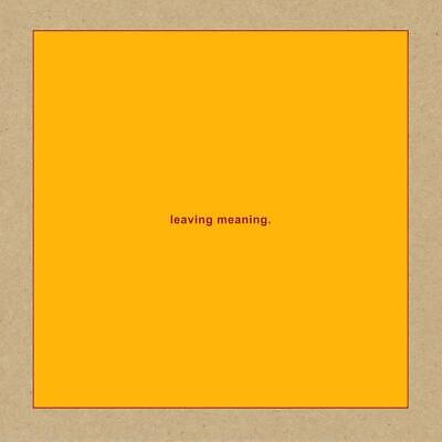 SWANS Leaving Meaning CD NEW .cp