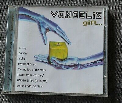 Vangelis, gift ... - best of, CD