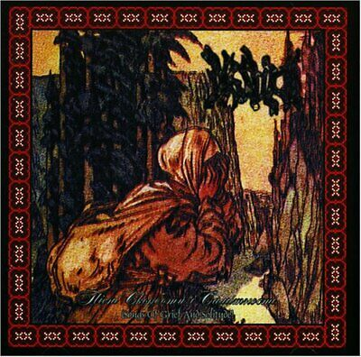 Drudkh - Songs Of Grief And Solitude - Drudkh CD UAVG The Fast Free Shipping