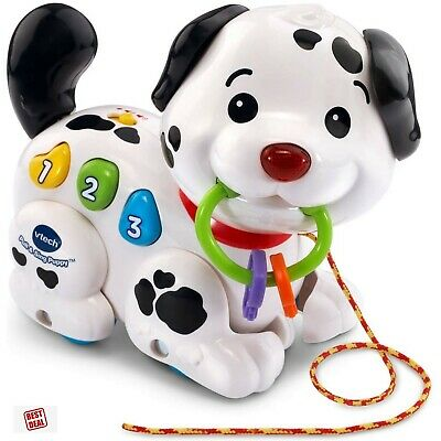 Educational  Walking Puppy Toys For 1 To 3 Year Old Toddlers Baby Girl Boy Vtech
