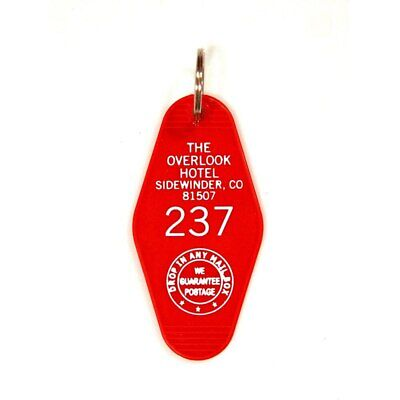 The Shining Room #237 (Overlook Hotel) Keychain Keytag