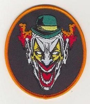 GROWING Up IS OPTIONAL Funny Motorcycle MC Embroidered Biker Vest Patch PAT-0751