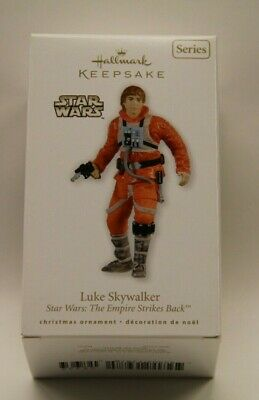 2010 Hallmark Keepsake • Star Wars: The Empire Strikes Back • Luke Skywalker