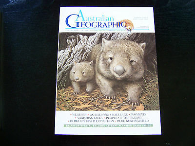 Assorted Australian Geographic Magazines - Many To Choose From All Have Posters