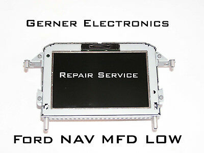 Reparatur Ford NAV MFD LOW Displaymodul