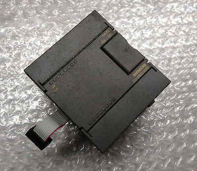 ONE USED Siemens PLC 6ES7232-0HD22-0XA0 Tested It In Good Condition