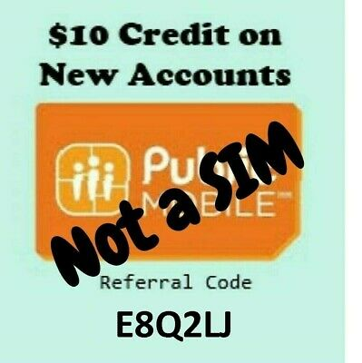 Public Mobile $10 Credit Refer Code [E8Q2LJ] for New Activations [NOT SIM CARD]