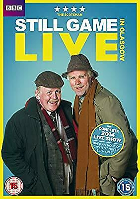 Still Game - Live in Glasgow [DVD], , Used; Good DVD