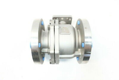 Sharpe FS50116 150 Stainless Flanged 3in Ball Valve