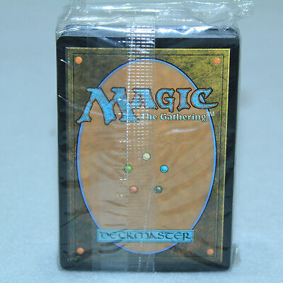 NEW SEALED Magic The Gathering Deckmaster Factory Deck Wizards of the Coast
