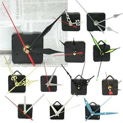 Quartz Clock Movement Mechanism Sweep Silent Wall Repair Kits Replacement