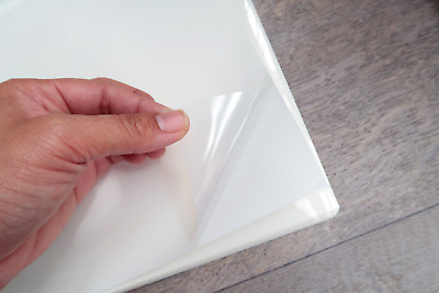 A4 Premium Clear Adhesive Paper, 20/100/300/500 Sheets