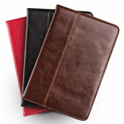 Genuine Luxury Leather Smart Case Cover for iPad 9.7 inch Pro Air/Air2 Models