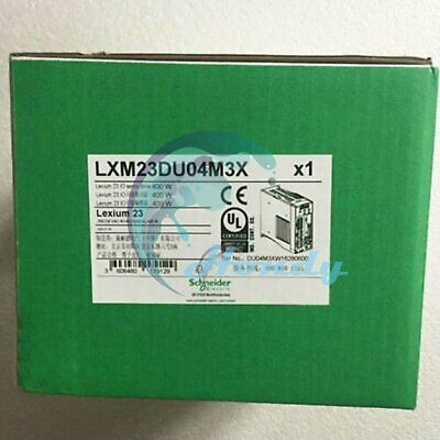 New 1PC For For Schneider servo drive LXM23DU04M3X Free Shipping