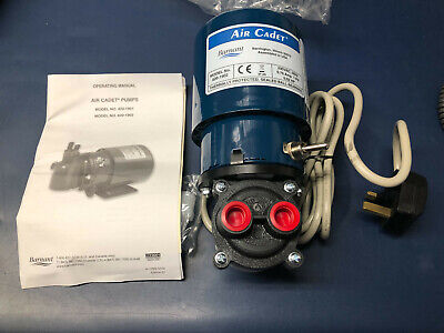 Air Cadet 420-1902 Diaphragm Vacuum / Pressure Pump, Single Head, 230V / 0.45cfm