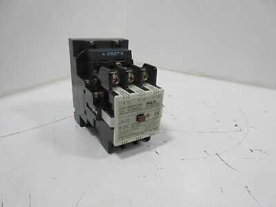 Fuji Electric 2Ncf0#22Se Type Sc-2Sn/Seud Contactor *60 Day Warranty*