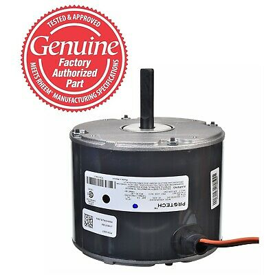 Rheem 51-101774-52 PD512807 Condenser Motor - 1/6 hp 208-230/1/60 825 rpm1 speed
