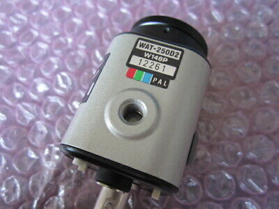1pcs WATEC WAT-250D2 WAT250D2 Color CCD Camera
