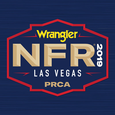 (4) National Finals Rodeo Tickets NFR Low Balcony Mon Dec 9th 12/09/2019 Aisle