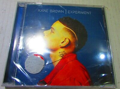 Kane Brown - Experiment - Brand New - Factory Sealed CD