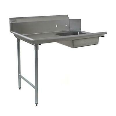 """Eagle Group BlendPort 84"""" 16 Gauge All Stainless Steel Soiled Dish Table"""