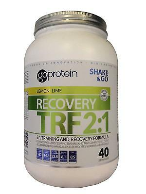 2kg Recovery TRF 2:1 Lemon/Lime Training Recovery Formula UK POST FREE