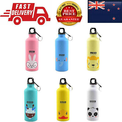 500ML Water Bottle Double Walled Vacuum Insulated Aluminum Alloy Drink Bottle