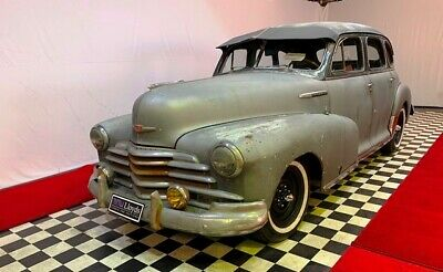 Chevy Fleetmaster All Original matching number driving bomber Hot Rat Rod
