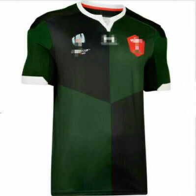 Men's Rugby World Cup 2019 Shirt Suitable For Wales Away Shirt 2019/20 S-3XL