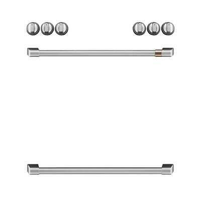 Cafe Front Control Induction Range Handle