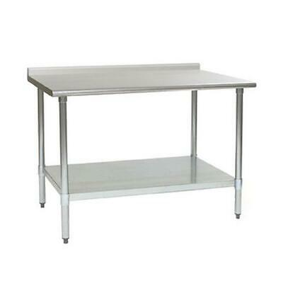 Eagle Group BlendPort BudgetSeries 30x24 16 Gauge Stainless Worktable