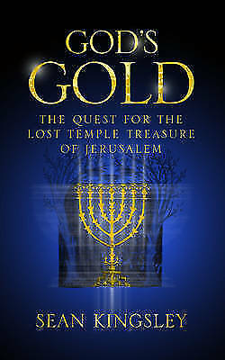 (Very Good)-God's Gold: The Quest for the Lost Temple Treasure of Jerusalem (Har