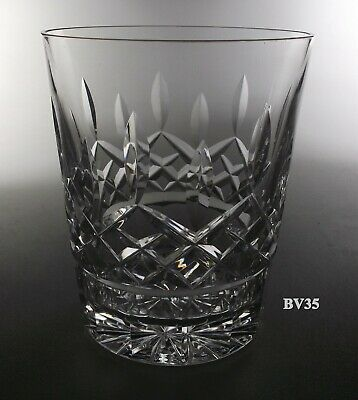 """Waterford Crystal Lismore Double Old Fashioned 4 3/8"""" - Perfect"""