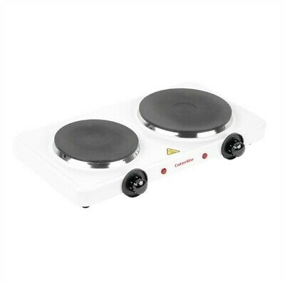 Caterlite Electric Hob Double