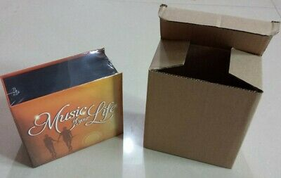 Music of Your Life 10 CD Box Time Life 150 Hits NEW Sealed Authentic Box set USA