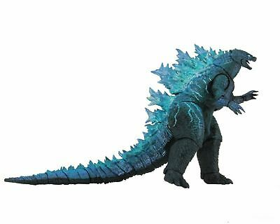 "Godzilla 2019 King Of Monster V2 6"" Action Figure 12"" Head To Tail Dinosaur NECA"