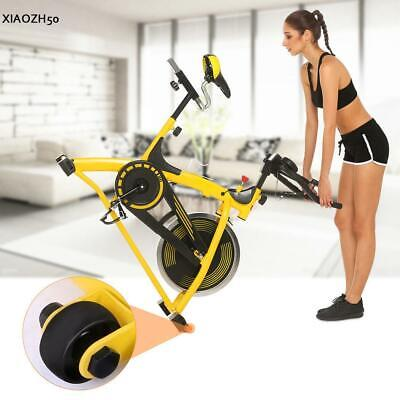 Pro Exercise Bike Cycling Indoor Health Fitness Bicycle Stationary Bike X-shape