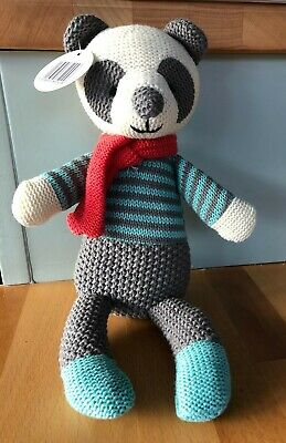 Walton Baby - Paddy. First Knitted Soft Toy for Babies/Infants. Ideal Gift.