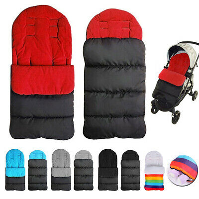Universal Baby Toddler Footmuff Cosy Warm Toes Apron Liner Pram Stroller Hot