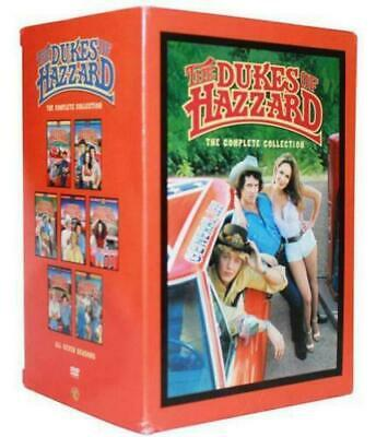 The Dukes Of Hazzard: The Complete Series (Brand New, DVD, 33-Disc Box Set)