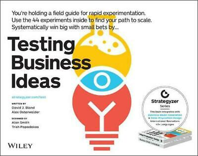 Testing Business Ideas: How to Get Fast Customer Feedback, Iterate Faster and Sc