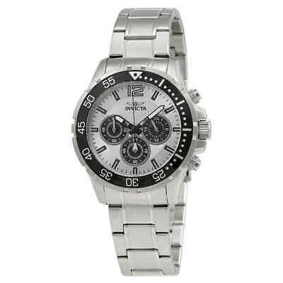 Invicta Specialty Chronograph Silver Dial Men's Watch 25753