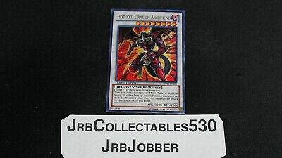 YuGiOh HOT RED DRAGON ARCHFIEND YF06-EN001 ULTRA X1