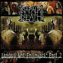 Vol.2-Leaders Not Followers [Import USA] von Napalm Death   CD   Zustand gut