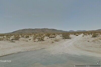 1.25 Acres In City Of 29 Palms Southern California