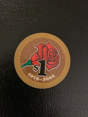 Barbary Coast Casino $1 Poker Chip