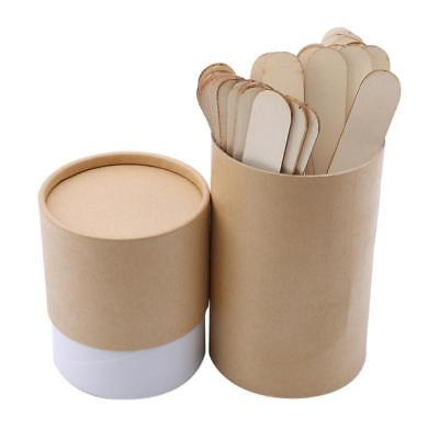 Household Coffee Tea Stirrers Mixers Craft Stick/Paddle  Wooden Sticks D
