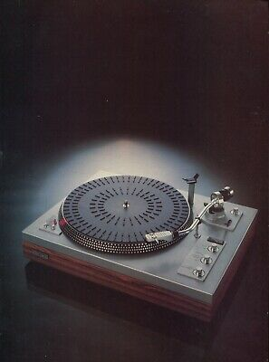 Garrard GT-35 Original Turntable Ad & Lab Report